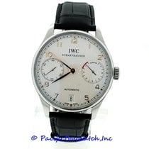 IWC Portuguese 7 Day Power Reserve IW500114 Pre-owned