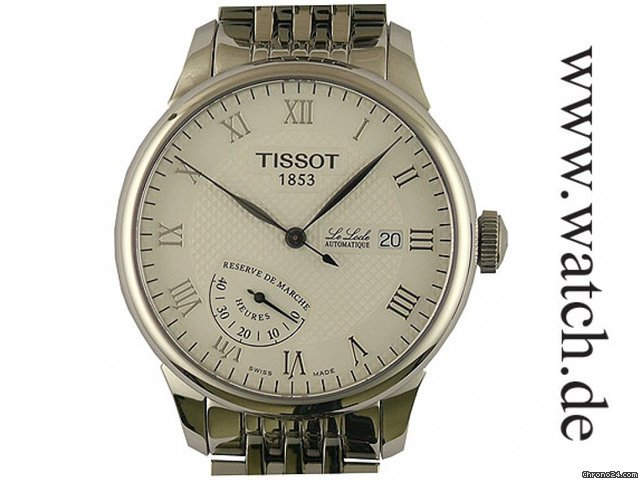 Tissot Le Locle Automatic Power Reserve 39mm