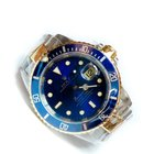 Rolex Submariner Two-Tone 18K Gold