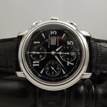 Maurice Lacroix Masterpiece MP6318 Chrononograph revisionato