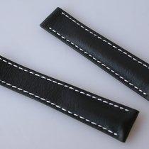 Breitling Bracelet CUIR neutre pour Boucle Déployante Breitling