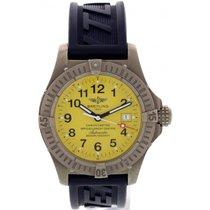 Breitling Men's Breitling Seawolf Titanium Chronometer...