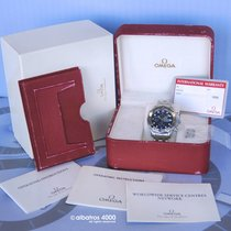Omega SEAMASTER Professional Diver CHRONO 300M blu BOND Full set