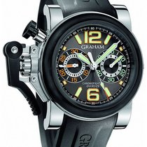 Graham Chronofighter Oversize Night Ranger NEU B+P