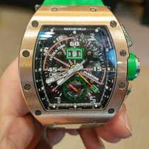 Richard Mille Automatic Flyback Chronograph RM 11-01 Roberto...