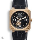 Bell & Ross BR 01-97 Rose Gold