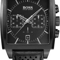Hugo Boss HB-1005 Chrono 1513357 Herrenchronograph Massives...