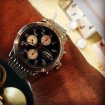 Longines modern 8/6/2000 chronograph Lindbergh auto L2.618.4.51.6