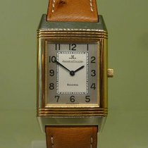 Jaeger-LeCoultre vintage reverso JLC classic meca steel and...