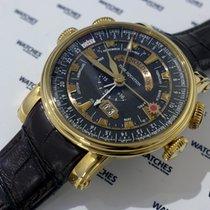 Arnold & Son Hornet World Timer Equation of Time  -...
