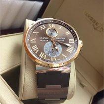 Ulysse Nardin M.Marine Chronometer 2016 B&P Full