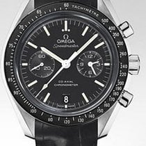 Omega Speedmaster Moonwatch Moonphase Automatic in Steel