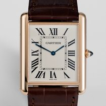 "Cartier Tank Louis ""18ct Rose Gold - XL"""