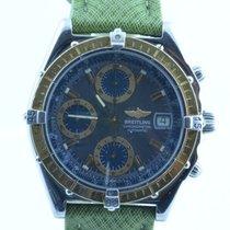 Breitling Chronomat Gt Herren Uhr Stahl/gold 39mm Chronograph...