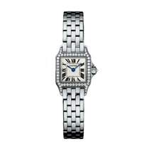 Cartier Santos Demoiselle  Ladies Watch Ref WF9005Y8
