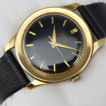 Ebel Herrenarmbanduhr Vintage Automatic - Gold 585 - AS 1361N