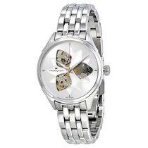 Hamilton Ladies H32115191 Jazzmaster Open Heart Lady Watch