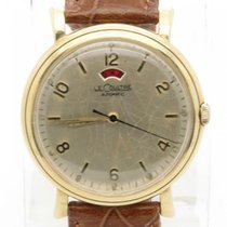 Jaeger-LeCoultre Vintage Automatic Power Reserve Mens 35mm 14k...