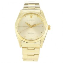 Rolex Oyster Perpetual 1008 14K Yellow Gold