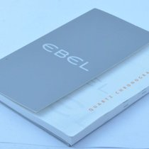 Ebel Anleitung Manual Classic Wave Quartz Chrono
