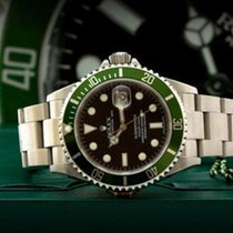 Rolex Submariner Date 16610LV – Like new – Never polished –...