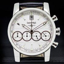 Eberhard & Co. 31041 Chrono 4 Silver Dial SS (26215)