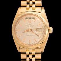 Rolex Rolex Daydate 6611BFirst series pink gold, rare bracelet