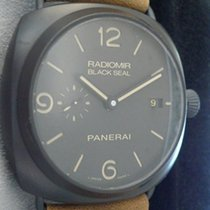 Panerai RADIOMIR COMPOSITE BLACK SEAL 3 DAYS AUTOMATIC PAM505