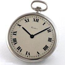 Cartier Lepine Pocket Watch 950 Platin Vacheron Constantin...