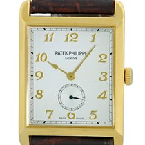 "Patek Philippe Gent's 18K Yellow Gold  ""Gondolo""..."