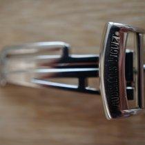 Audemars Piguet 16 mm deployment clasp faltschliesse WHITE...