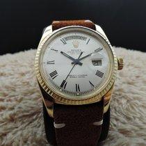 勞力士 (Rolex) DAY-DATE 1803 18K Gold with Original Silver...