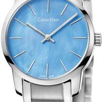 ck Calvin Klein City Lady K2G2314X Damenarmbanduhr Sehr Elegant