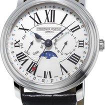Frederique Constant Geneve Classic Business Timer FC-270M4P6...