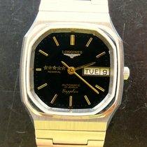Longines ADMIRAL 5 Stars Vintage Automatik Herren Armbanduhr 1980
