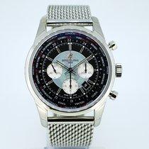 Breitling Transocean Chronograph Unitime David Beckham