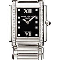 Patek Philippe Watches: 4910/10A-001 Twenty-4 Medium Stainle