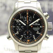 Fortis B42 Pilot Professional Chronograph Alarm Kaliber...