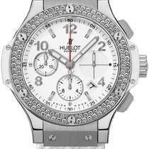 Hublot Big Bang Steel White Diamonds 342.SE.230.RW.114
