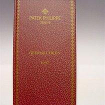"""Patek Philippe Hardcoverbuch """"Gedenkuhren 1997"""" Ref...."""