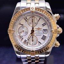 Breitling Chronomat Evolution Steel Rose Gold C13356