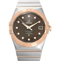 Omega Watch Constellation Chronometer 123.20.35.20.63.001