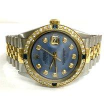 Rolex Datejust 18K Gold & S.Steel Automatic 36 mm