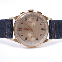 Natalis Watch Chronograph Antimagnetic Rose Gold