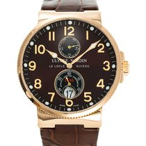 Ulysse Nardin Watch Maxi Marine Chronometer 266-66