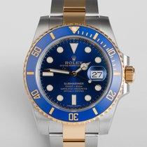 """Rolex Submariner Date """"Latest Gold & Steel Cerachrom"""""""