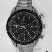Omega Speedmaster Reduced 39mm Chrono. Black Dial 3510.50