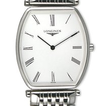 Longines La Grande Classique Stainless Steel Mens Quartz Watch...