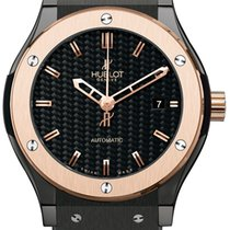 Hublot Classic Fusion Automatic Black Magic Ceramic 45mm