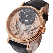 Breguet 7057br/r9/9w6 La Tradition 40mm in Rose Gold - on...